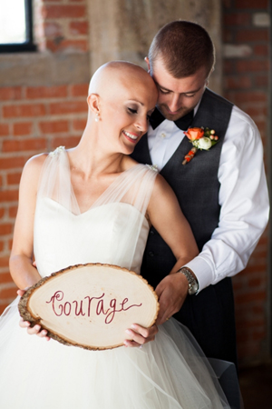 southern-weddings-courage-sign