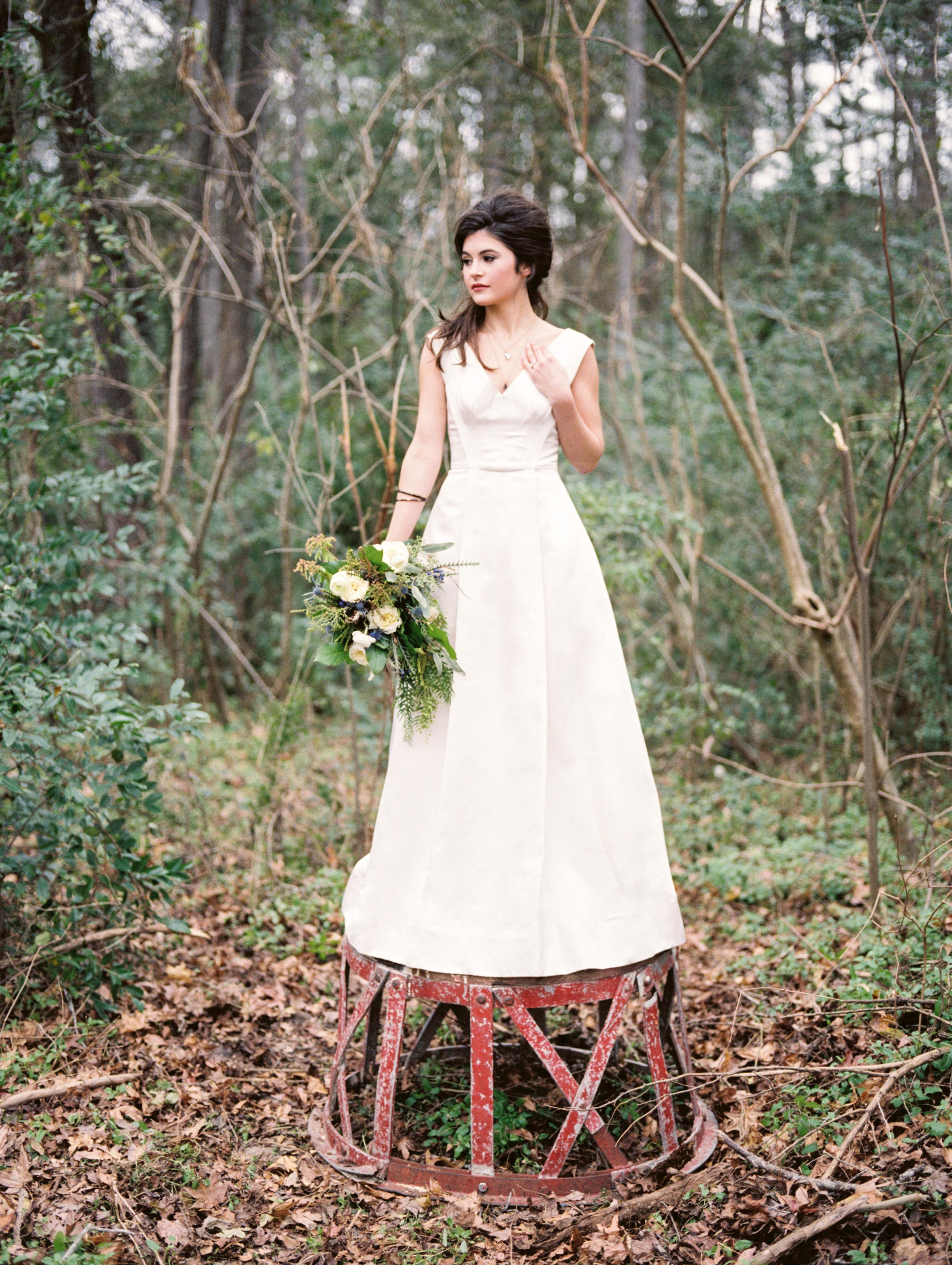 outdoor wedding | beauty&theblush